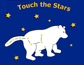 Touch the Stars Cover image featuring Ursa Major.